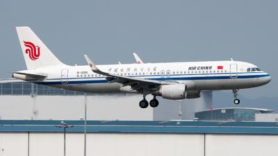 B-1686 - Airbus A320-214 - Air China