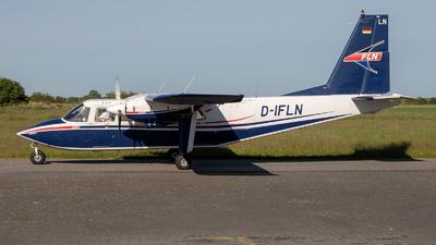 A picture of DIFLN - BrittenNorman BN2 Islander -  - © Gerrit Griem