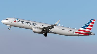 N121AN - Airbus A321-231 - American Airlines
