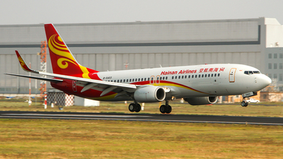B-5403 - Boeing 737-84P - Hainan Airlines