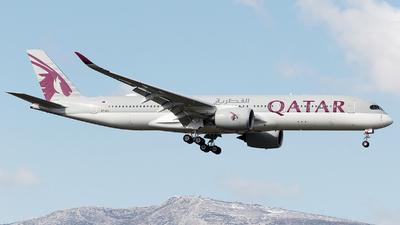 A7-ALL - Airbus A350-941 - Qatar Airways