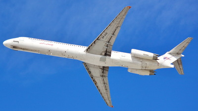 EP-ZAC - McDonnell Douglas MD-83 - Zagros Airlines