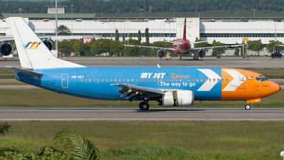 9M-NEY - Boeing 737-330(QC) - My Jet Express Airlines