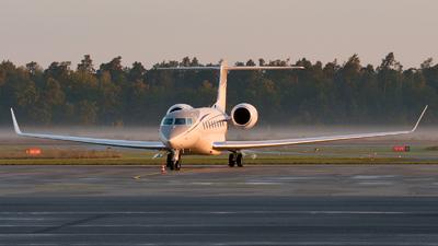 M-SZSZ - Gulfstream G650ER - Private