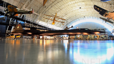 61-7972 - Lockheed SR-71A Blackbird - United States - US Air Force (USAF)