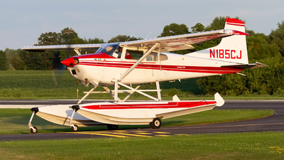 N185CJ - Cessna A185F Skywagon - Private