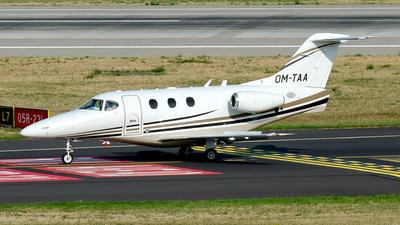 A picture of OMTAA - Beech 390 Premier I -  - © OSDU