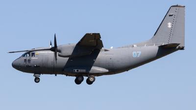 07 - Alenia C-27J Spartan - Lithuania - Air Force
