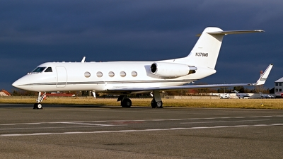 N378MB - Gulfstream G-III - Private