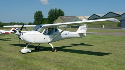 OO-F05 - Fk-Lightplanes FK-9 Mk.IV - Private