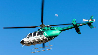 PNC-0926 - Bell 407 - Colombia - Police