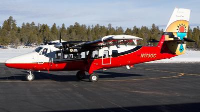N173GC - De Havilland Canada DHC-6-300 Twin Otter - Scenic Airlines