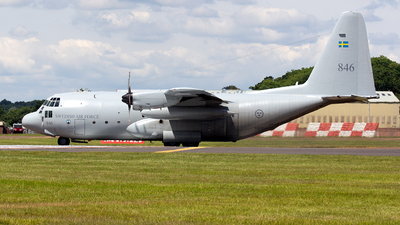 84006 - Lockheed Tp84 Hercules - Sweden - Air Force