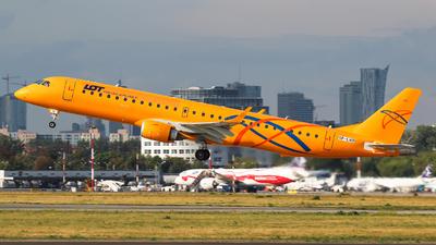 SP-LNO - Embraer 190-200LR - LOT Polish Airlines