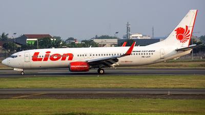 PK-LKT - Boeing 737-8GP - Lion Air