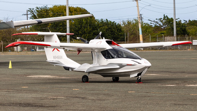 N846BA - Icon A5 - Private