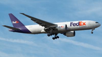 N893FD - Boeing 777-FS2 - FedEx