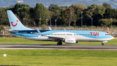 G-FDZD - Boeing 737-8K5 - TUI