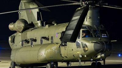 ZH898 - Boeing Chinook HC.5 - United Kingdom - Royal Air Force (RAF)