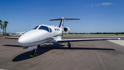 N50WM - Cessna 510 Citation Mustang - Private