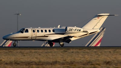 OE-FXM - Cessna 525A CitationJet 2 Plus - Private