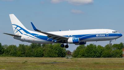 VQ-BFT - Boeing 737-86N(BCF) - Atran - Aviatrans Cargo Airlines