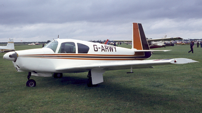 G-ARWY - Mooney M20A - Private