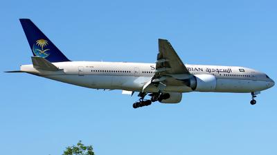 HZ-AKB - Boeing 777-268(ER) - Saudi Arabian Airlines