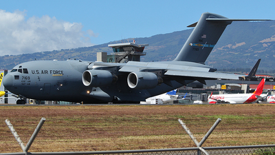07-7169 - Boeing C-17A Globemaster III - United States - US Air Force (USAF)