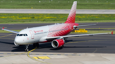 VP-BNN - Airbus A319-111 - Rossiya Airlines