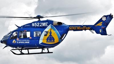N522ME - Eurocopter EC 145 - STAT MedEvac