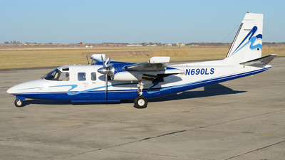 N690LS - Rockwell 690B Turbo Commander - Private