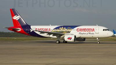 XU-113 - Airbus A320-214 - Bassaka Air