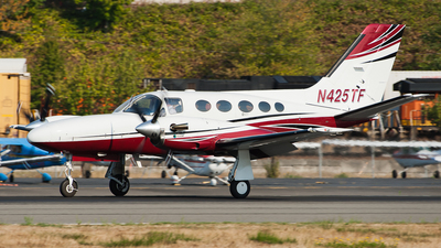 A picture of N425TF - Cessna 425 - [4250143] - © SpotterPowwwiii