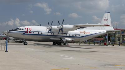 3352 - Shaanxi Y-8F-100 - China - Air Force