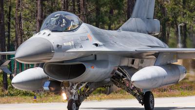 FA-114 - General Dynamics F-16AM Fighting Falcon - Belgium - Air Force