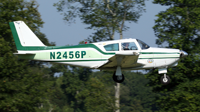 N2456P - Piper PA-24-180 Comanche - Private