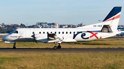 VH-YRX - Saab 340B - Regional Express (REX)