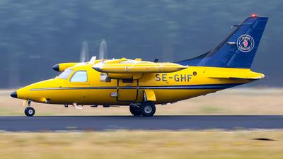 A picture of SEGHF - Mitsubishi MU2B20 -  - © C. v. Grinsven
