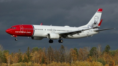 SE-RRO - Boeing 737-8JP - Norwegian Air Shuttle