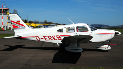 D-ERKB - Piper PA-28-181 Archer II - Private