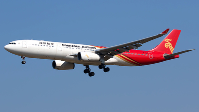 B-1017 - Airbus A330-343 - Shenzhen Airlines