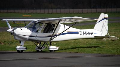 A picture of DMVFR - Ikarus C42 - [C420117] - © EDDV_JJ