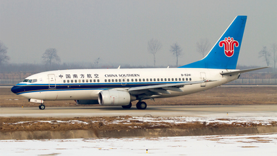 B-5241 - Boeing 737-71B - China Southern Airlines