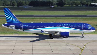 4K-AZ83 - Airbus A320-214 - AZAL Azerbaijan Airlines