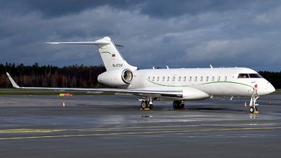 A picture of RA67241 - Bombardier Global 6000 -  - © Günther Feniuk