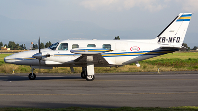 XB-NFQ - Piper PA-31T2 Cheyenne II XL - Private
