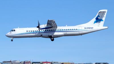 A picture of CGOSA - ATR 72202 -  - © Brian Tattuinee
