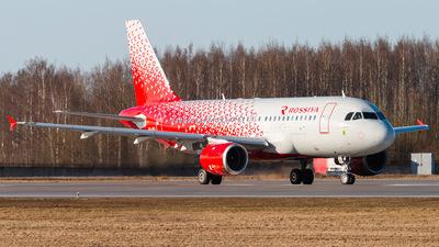 A picture of VPBIU - Airbus A319114 - Rossiya - © KomradAlexey