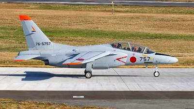 76-5757 - Kawasaki T-4 - Japan - Air Self Defence Force (JASDF)